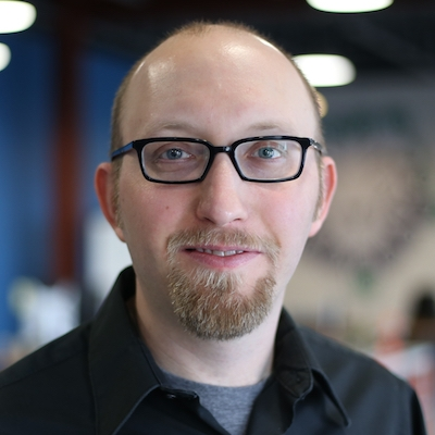 Joshua McNary, Marketing Technologist