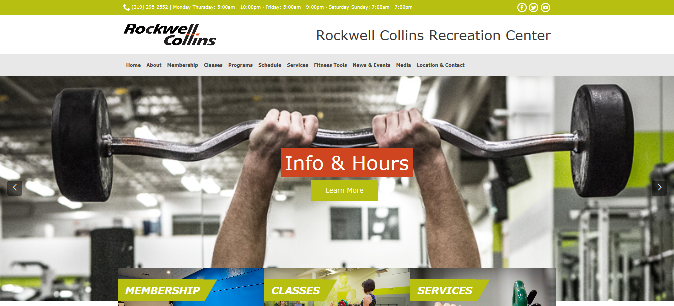Rockwell Collins Recreation Center