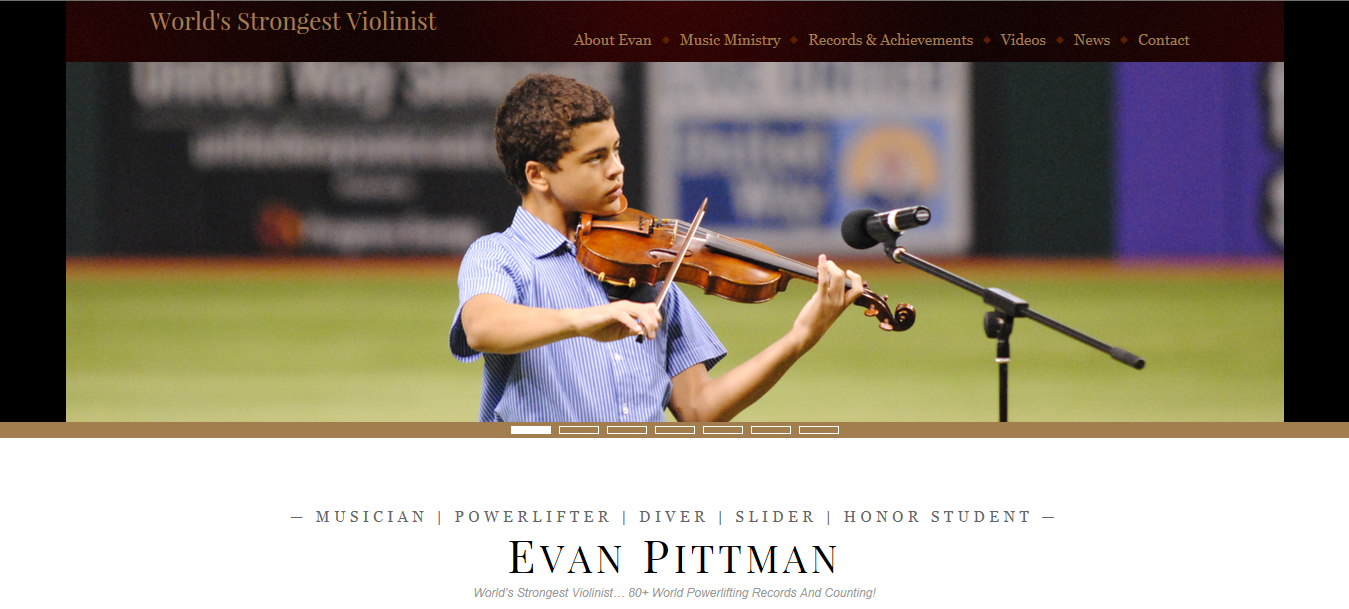 World's Strongest Violinist